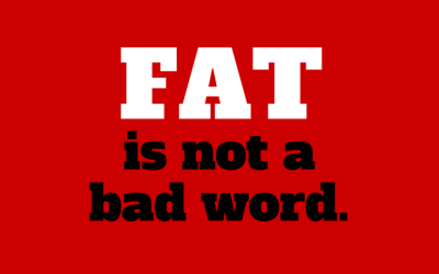 Fat, the Other F-Word