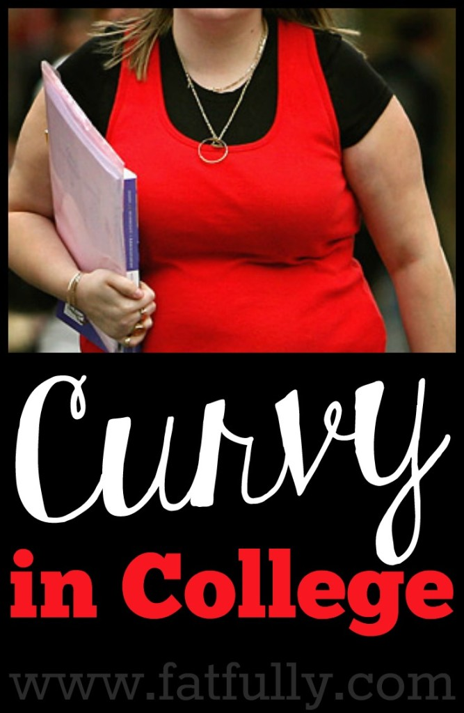 Curvy in College